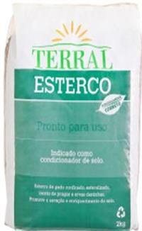 TERRAL ESTERCO