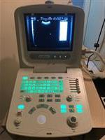 Aparelho de ultrassom veterinário Chison 8100