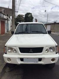 Aceito troca por Gado L200 Gl 4x4 Diesel 03/04