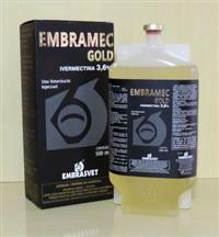 EMBRAMEC GOLD   3.6% IVERMECTINA