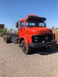 Caminhão Mercedes Benz (MB) 1313 ano 78
