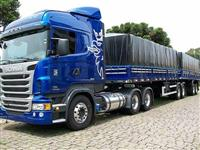 Caminhão Scania R 440 ano 15