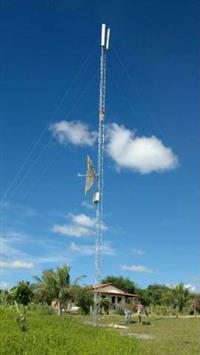 Repetidor/Amplificador de sinal de Celular para sítios e Fazendas