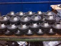 Engrenagens para rolo compactador Dynapac