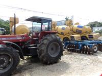 Trator Massey Ferguson 299 4x4 ano 08