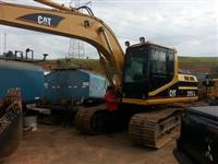 Escavadeira, Caterpillar, 315L, ano 1996