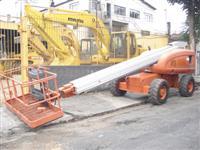 Plataforma Elevatória, JLG, S600, ano 1997, valor R$ 110.000,00