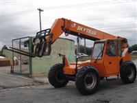Manipulador de Carga, JLG, Skytrack 8042, ano 2006, valor R$ 110.000,00