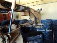 Motoniveladora, Caterpillar, 140H, ano 2006 , R$ 330.000,00