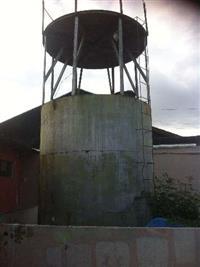 tanque armazenagem vertical, com capacidade 23000Lts