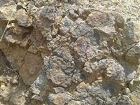 Jazida de ferro com teor de 72,9%