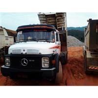 Caminhão  Mercedes Benz (MB) Mb 1525 ls  ano 90