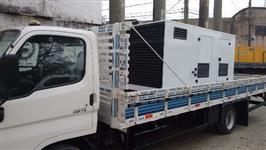 Gerador Diesel 80Kva Silenciada Stemac