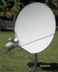 INTERNET VIA SATELITE 10 MB PARA FAZENDAS, SITIOS, SERRARIAS OU QUALQUER OUTRO TIPO DE EMPRESA