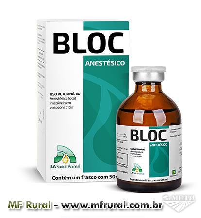 BLOC Anestésico 50 mL