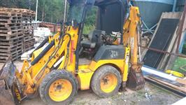 Mini retroescavadeira JCB 1 CX