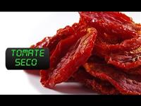 Tomate Seco  cultivado em estufa