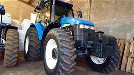 Trator Ford/New Holland TS 6040 4x4 ano 12
