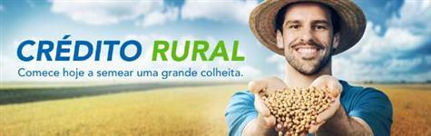 Crédito rural , Capital de Giro , Refinanciamentos , Cartas de crédito