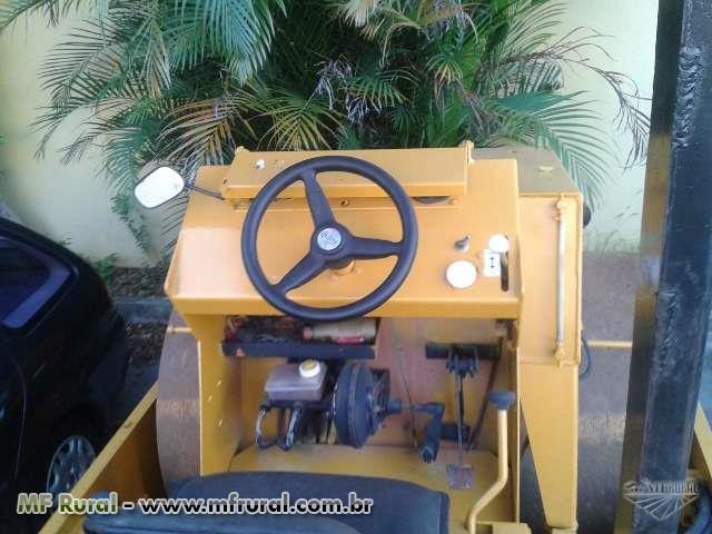 Rolo compactador SPV 68-VA Ano 1986