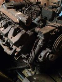 Motor Scania, V8 de 420 CV