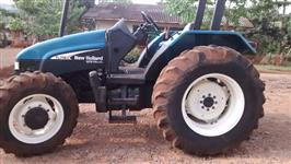 Trator Ford/New Holland TL 75E 4x4 ano 00