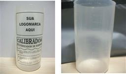 copos calibrador para pulverizadores de barra