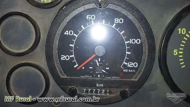 Mercedes Benz 1417