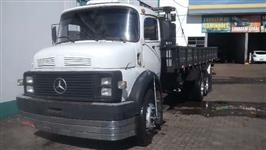 Caminhão Mercedes Benz (MB) 1516 ano 77
