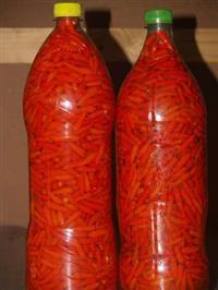 Vendo Pimenta Malagueta Garrafa Pet 2 Litros