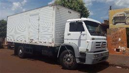 CAMINHÃO VOLKSWAGEN 23210 6X2 MOTOR MWM 2003 COM BAÚ DE 11 METROS