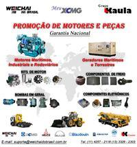 Peças e Motores para Máquinas Pesadas - Weichai