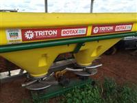 Distribuidor de adubo e semeador TRITON ROTAX 1300