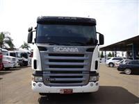 Caminhão  Scania G 420  ano 08