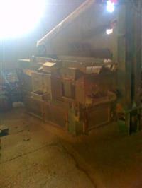 secador para café e cereais,e equipamentos para pré limpeza e limpeza