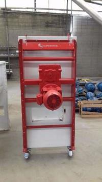 Misturadores de aço carbono usados