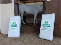 Maravalha de coco - serragem - cama para cavalo
