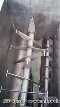 Misturador de Inox 500 kilos