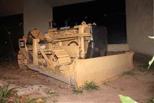 Trator De Esteira Caterpillar D2