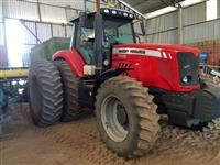 Trator Massey Ferguson MF 7415 4x4 ano 11