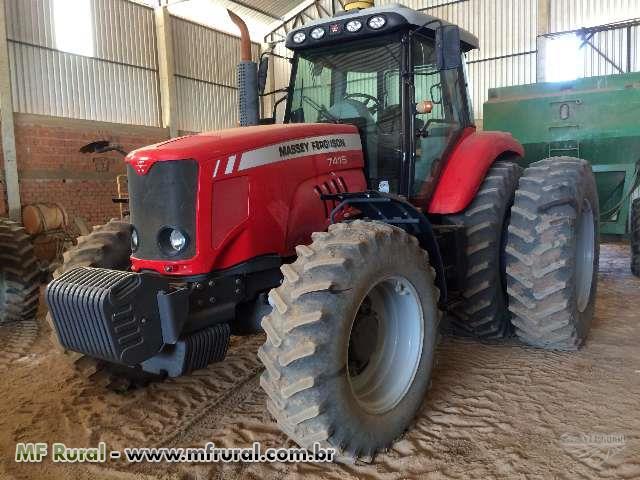 Tratores Agrícolas > Trator Massey Ferguson > Massey Ferguson 7415 (Massey  Ferguson 7415 por estado)