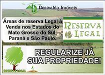 Areas Reservas Legais