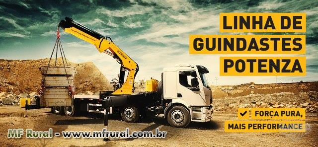 Guindaste Hidráulico Veicular para Caminhão ( MUNCK)