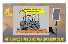 BOMBA PARA POÇO COM ENERGIA SOLAR
