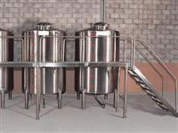 Misturador em aço inox 5000 litros