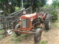 Trator Massey Ferguson 50 X 4x4 ano