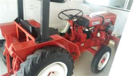 Trator Agrale 4100 4x4 ano
