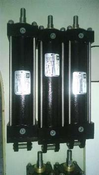 CILINDROS pneumática e hidráulica