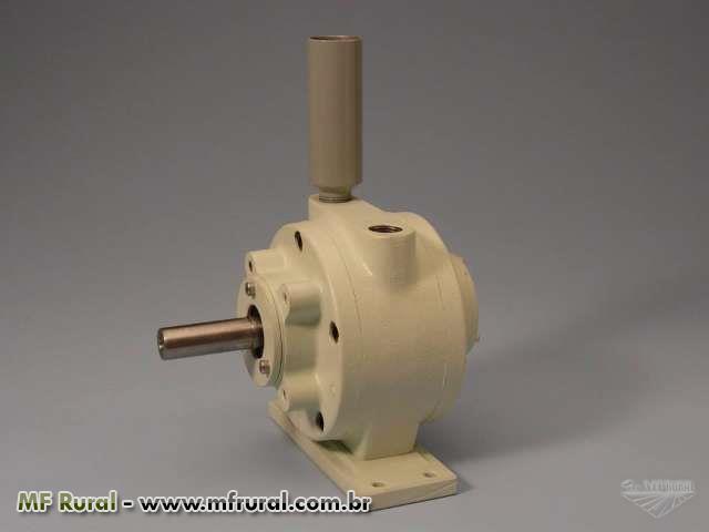 motoredutores e motores pneumaticos