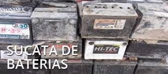Sucata Bateria Automotiva Chumbo Reciclagem Sustentabilidade compra e Venda